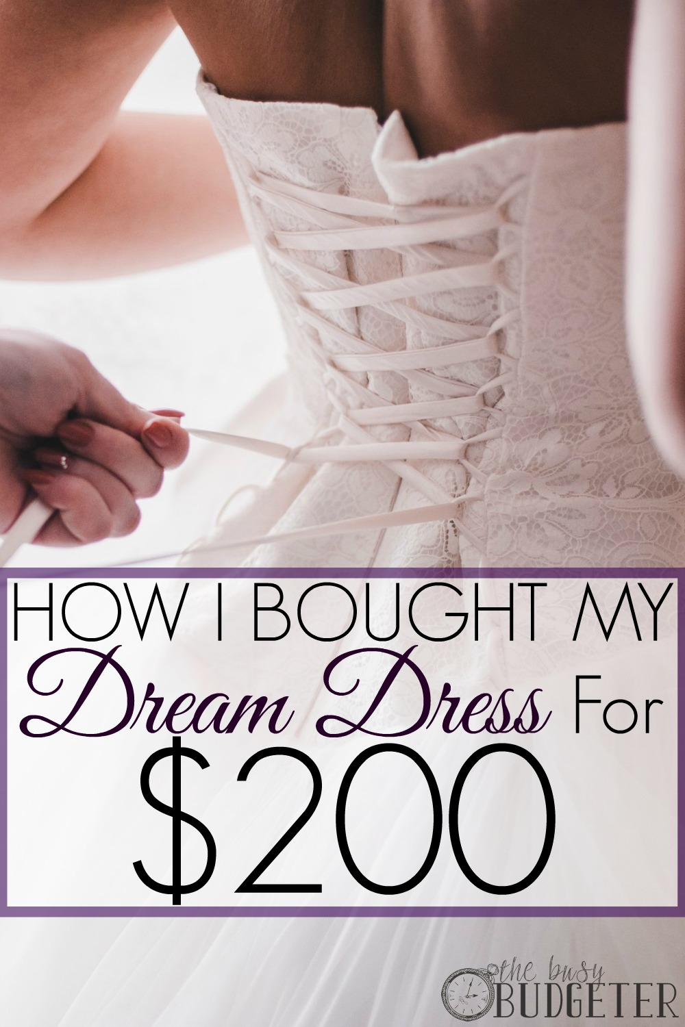 Where I found the Cheapest Wedding Dress