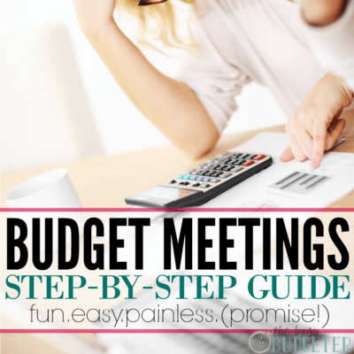 The Family Budget Meeting: The Step-by-Step Guide