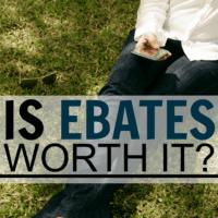 Is Ebates Worth It?