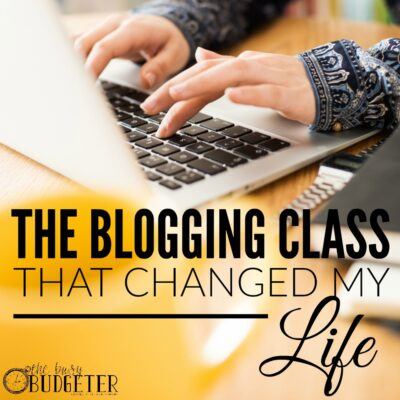 creating a profitable blog