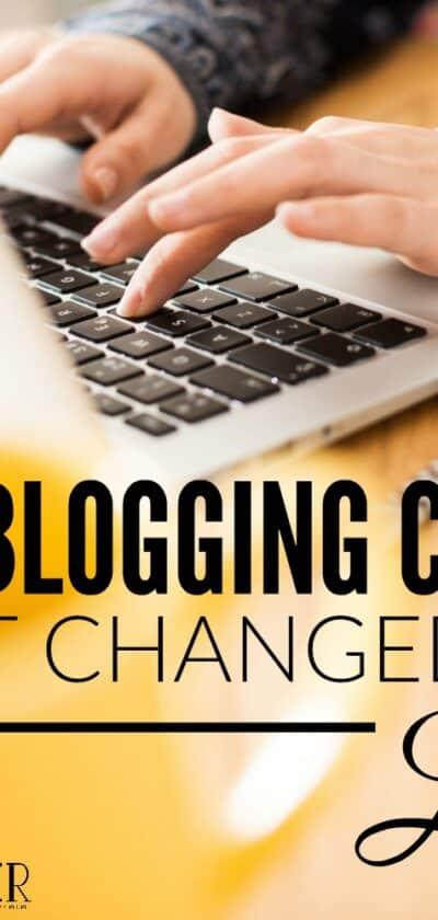 creating a profitable blog