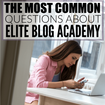 Frequent Questions About Elite Blog Academy