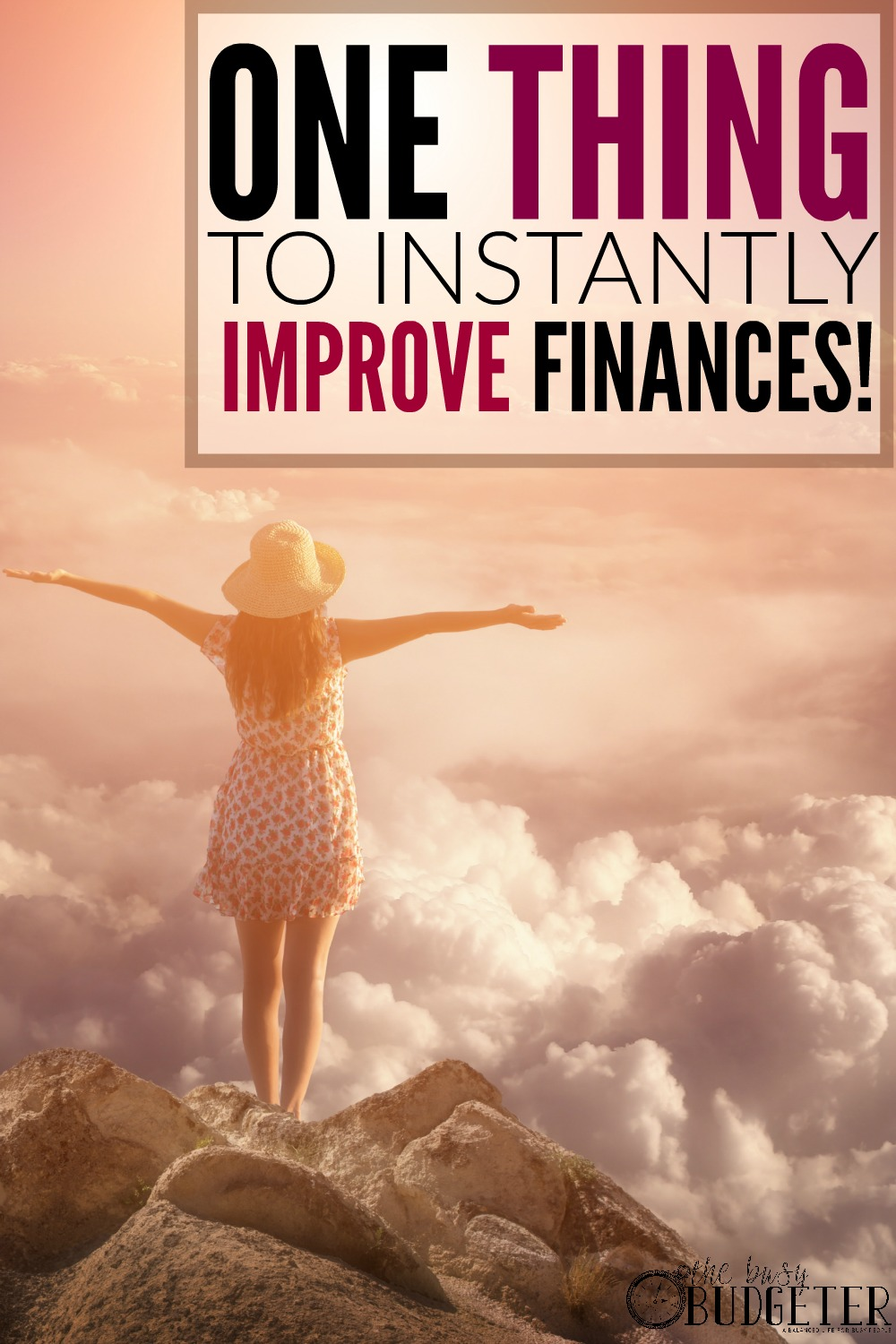 Instantly Improve Finances: Wow, this definitely nails my issues on the head! I used to totally ignore my money situation until it was staring me in the face - now I'm a lot better at being on top of it and it has changed everything!