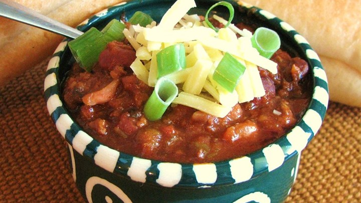 chili all recipes