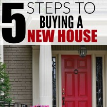 The 5 Steps to Buying a Home and How the Process is Changing