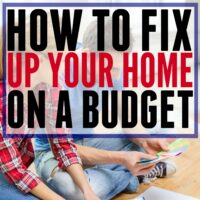 Budget Remodeling:  How to Update a House without Going Overboard