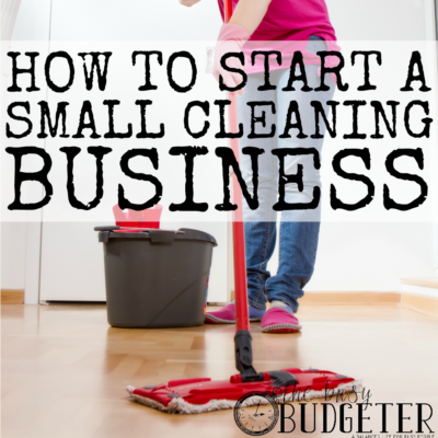how to start a housecleaning business