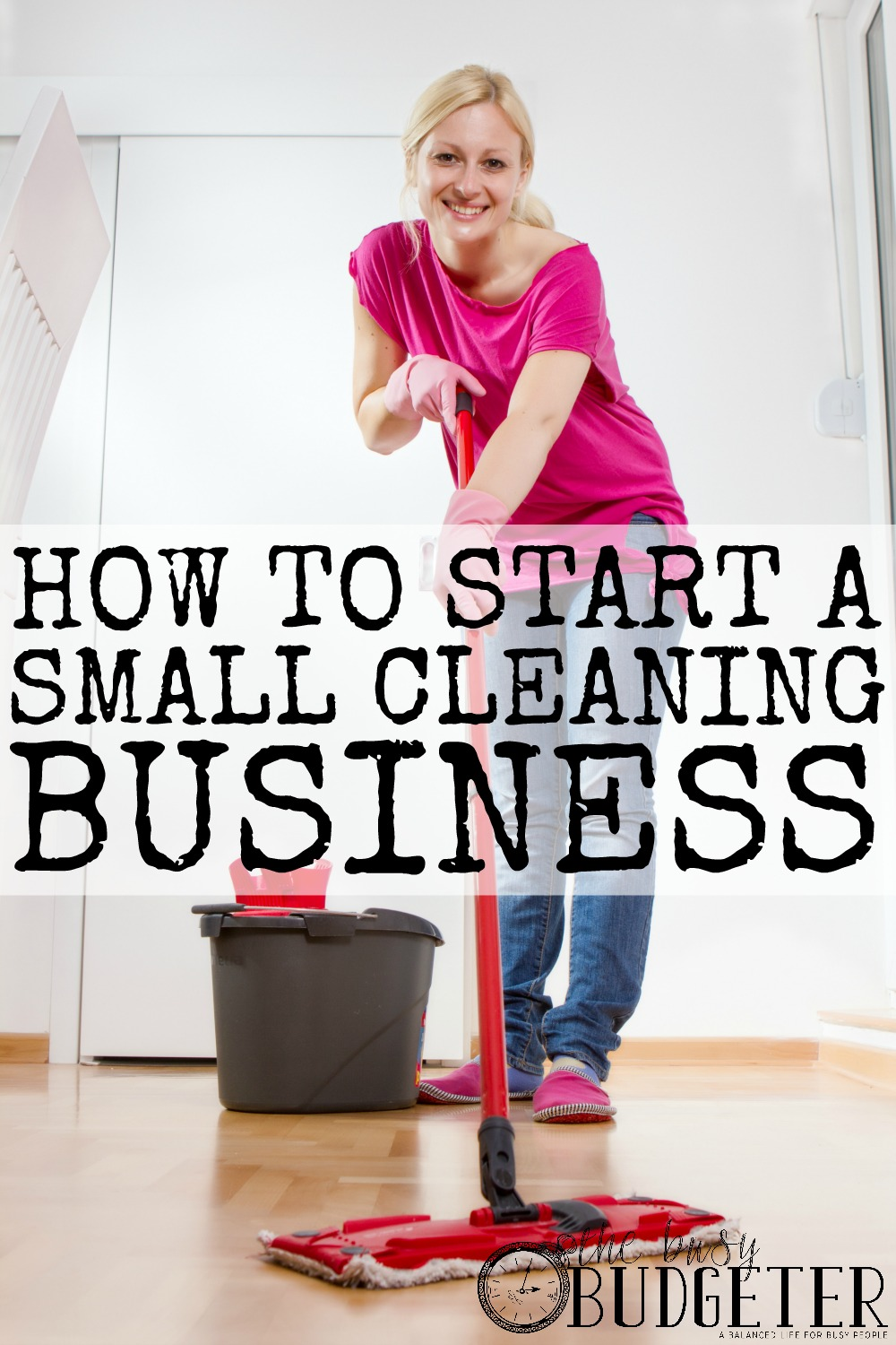 HOW TO START A SMALL CLEANING BUSINESS. How to start a small cleaning business. What a great idea! I could easily do this during the day while the kids are in school and I'm always looking for ways to make a little extra money!