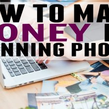 How to Make Money by Scanning Photographs