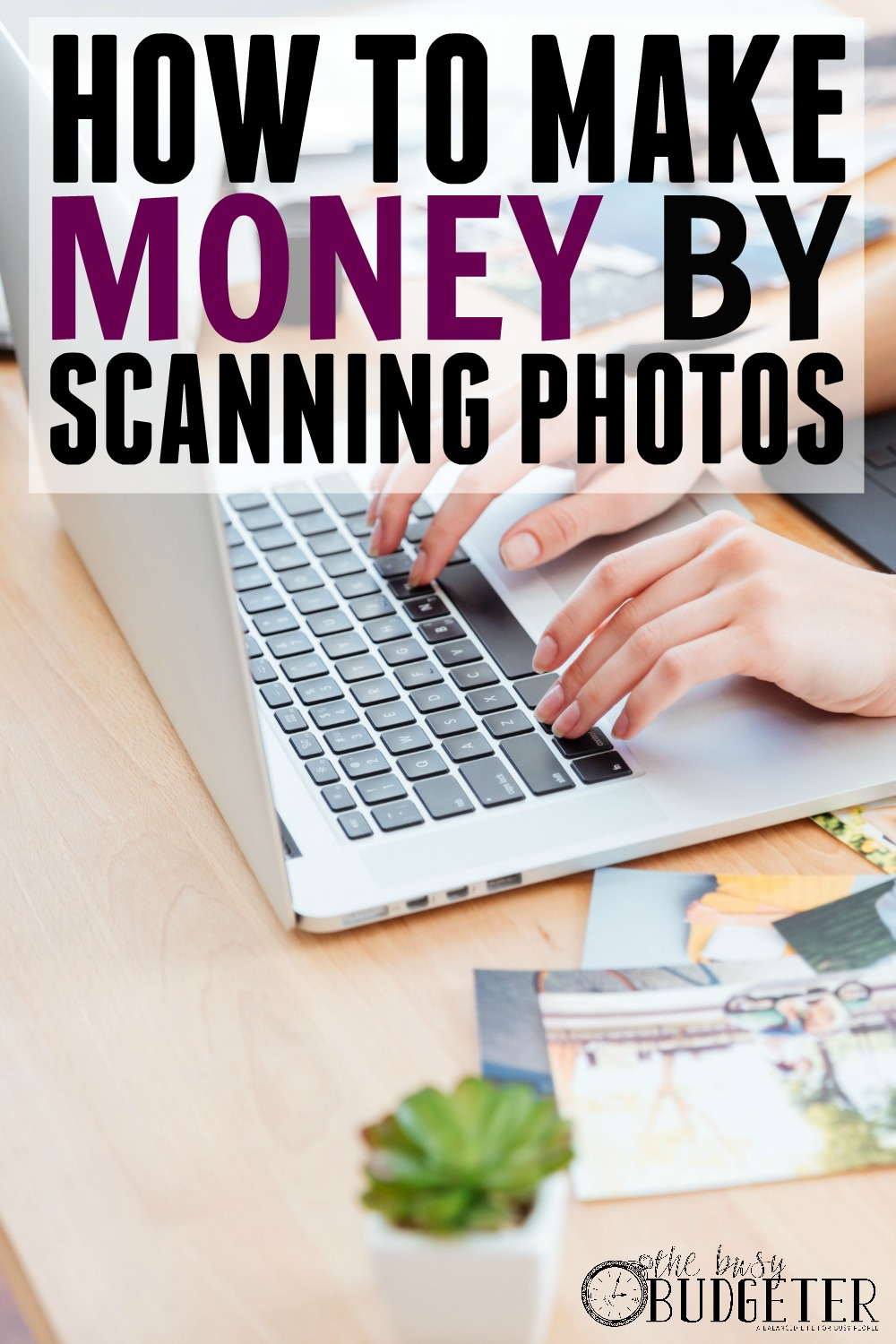 How to make money by scanning photographs. This is so freaking smart! And true! Haha, I read it because I want to hire someone to scan in our family photos, I have boatloads of them and have no idea what to do with them! I would totally pay someone to do this for me! And what a great way to make some extra money as a stay at home mom! Easy ways to make money from home always get pinned over here. 😄