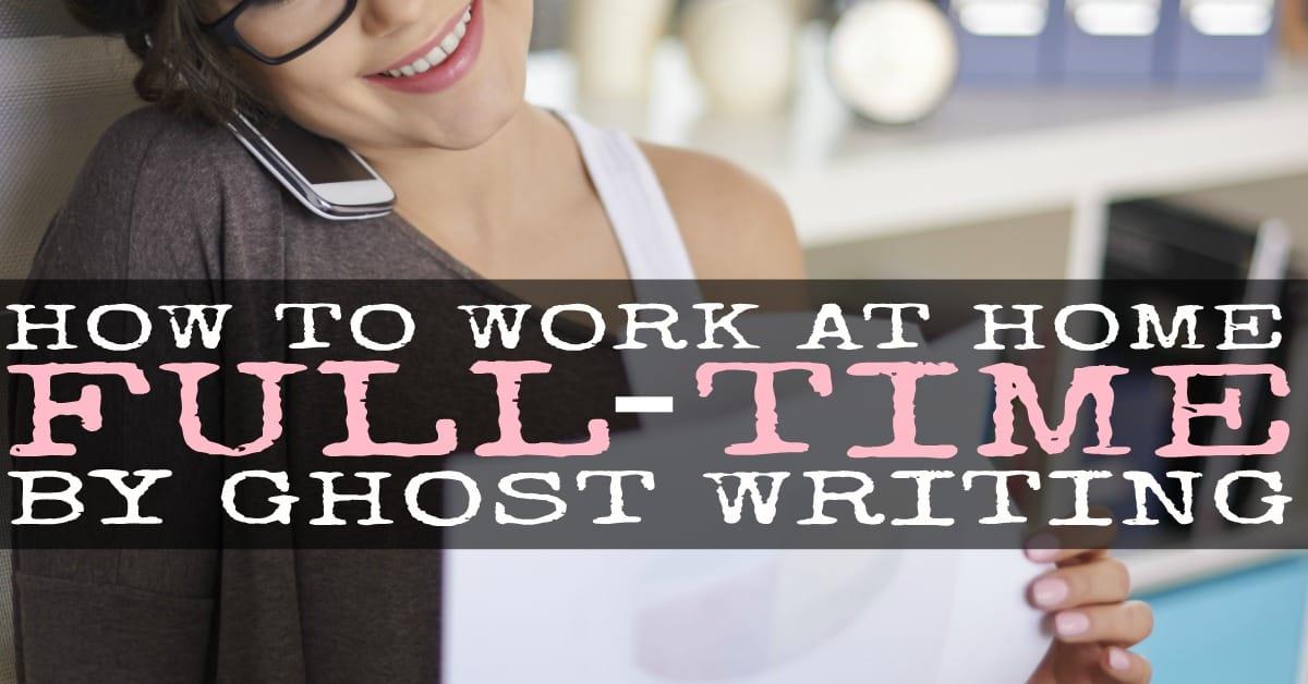 popular home work ghostwriting site