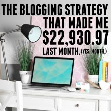 May 2016 Income Report from Blogging