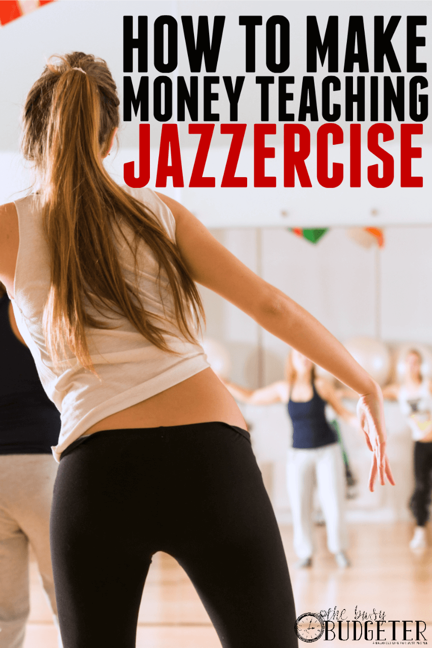 How to make money teaching jazzercise. What the.... This is so smart! I pay a small fortune every month to take that class and I'm struggling to pay off my debt! This is so stinking smart! I can take the classes for free, get in shape while I make extra money and pay off my debt! THIS IS WHY I LOVE PINTEREST!!!