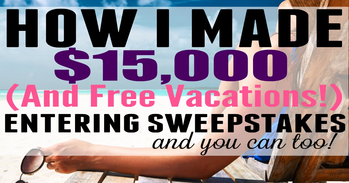 How Individuals Produce Livings of the Day on Giveaway and Sweepstakes