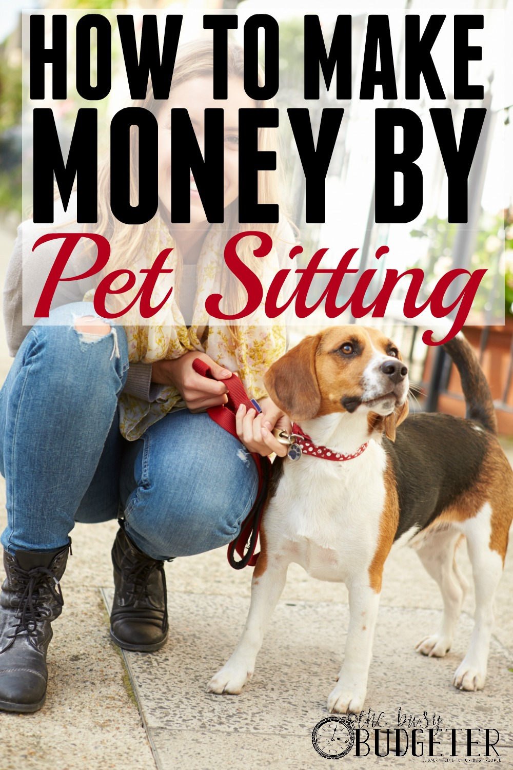 Make Money Pet Sitting: This is a great idea! I can't believe I didn't think of it myself considering how much I love pets. I'm totally asking my neighbors if they need a dog-sitter anytime soon!
