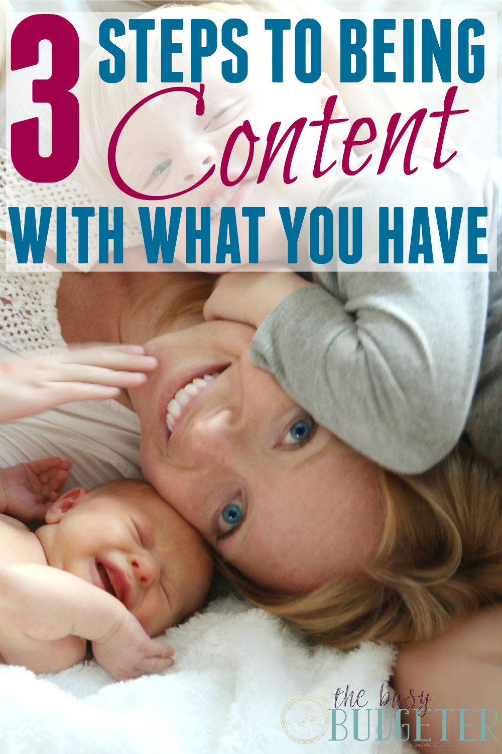 Finding Contentment - Three Steps to Being Content With What You Have. Hahahaha. Anyone on Pinterest can relate to this. Pinterest Problems. 😄
