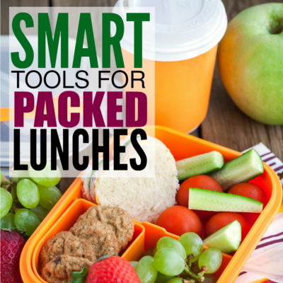 Smart Tools for Packed Lunches.