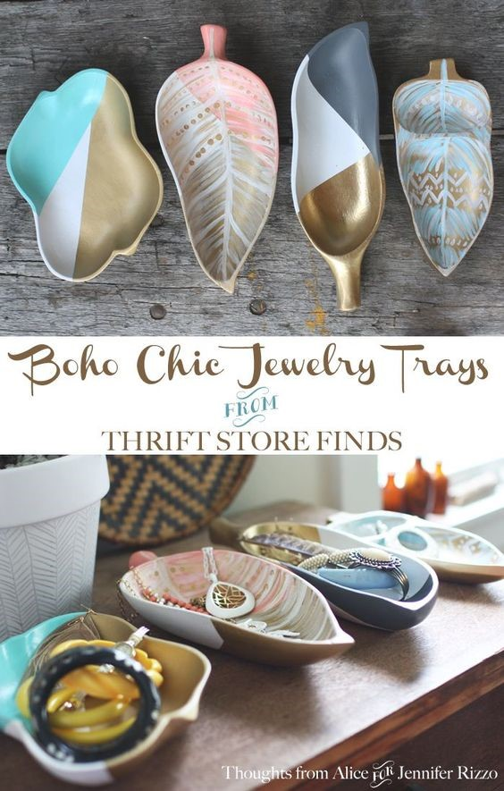 boho-chic-jewelry-trays