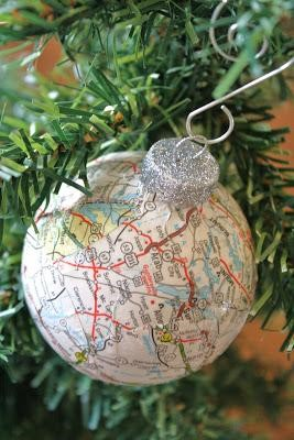 I love this! I travel a lot so I have lots of maps! www.busybudgeter.com