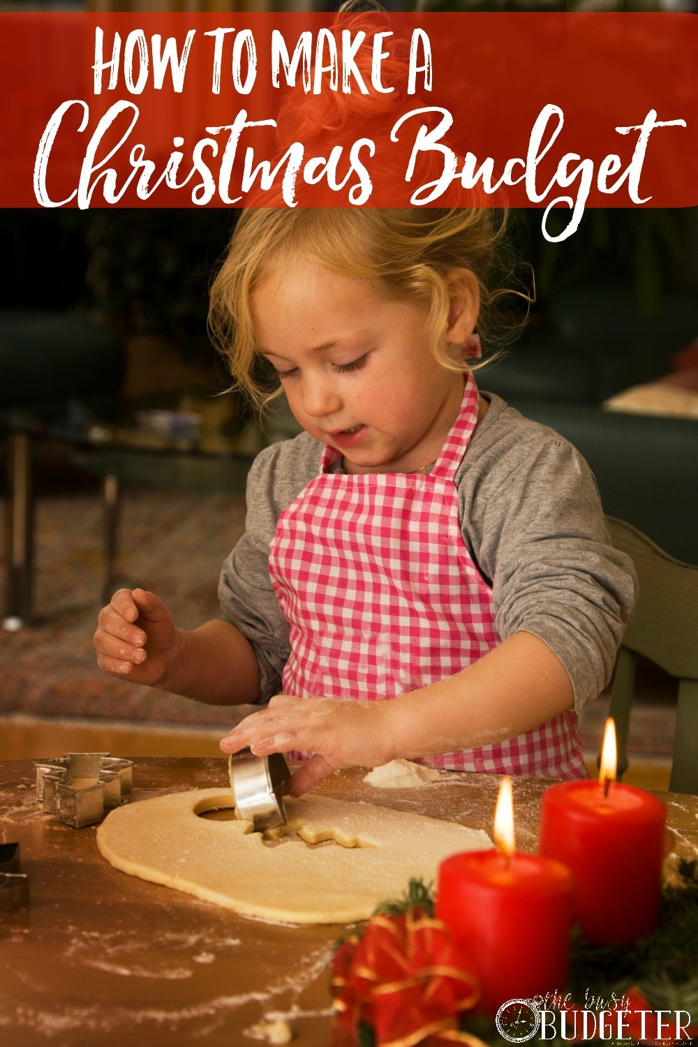"How to Create A Holiday Budget That Lets You Enjoy The Season More. Just what we needed! I want to give my kids an amazing Christmas but not at the expense of our budget! A great reminder that the best gifts are not ""things"" but the memories that will last forever :)"