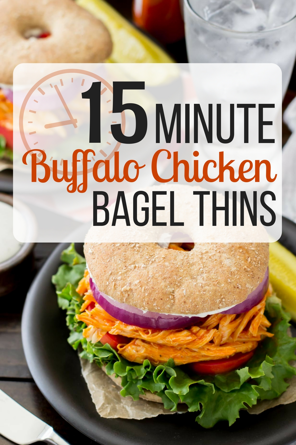These were amazing! Super easy dinner plus they were cheap. Who doesn't love Buffalo Chicken?!?