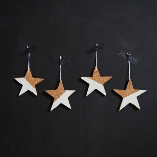 These dipped stars are fashionable year round! www.busybudgeter.com