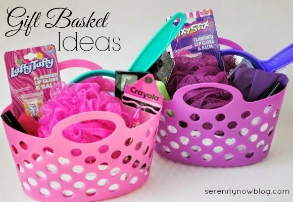 From girl's night out to mom's night in, any basket can be an experience! www.busybudgeter.com