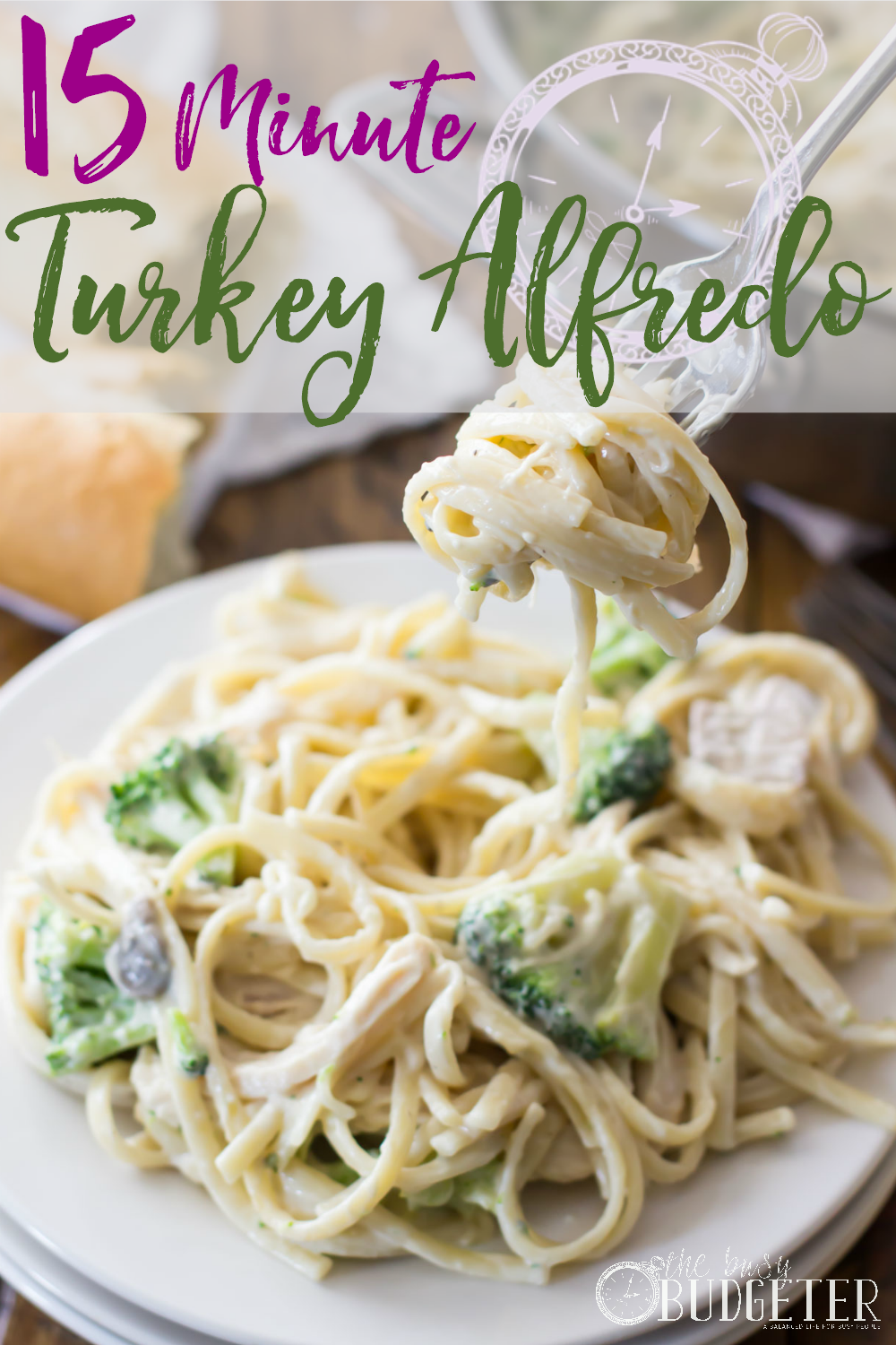 Winner! I was looking for easy dinner recipes and tried this. We made it twice last week. Soooo good. Easy dinner recipes. 15 Minute Recipes. Turkey Dinner Ideas. Turkey Breast Slow Cooker Ideas.