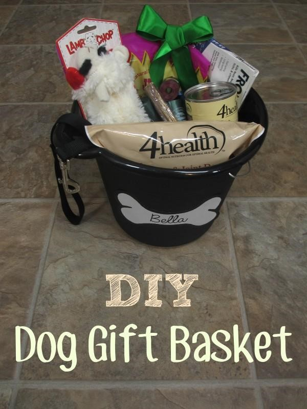 Don't forget your pet! You can create gift bags for them too! www.busybudgeter.com