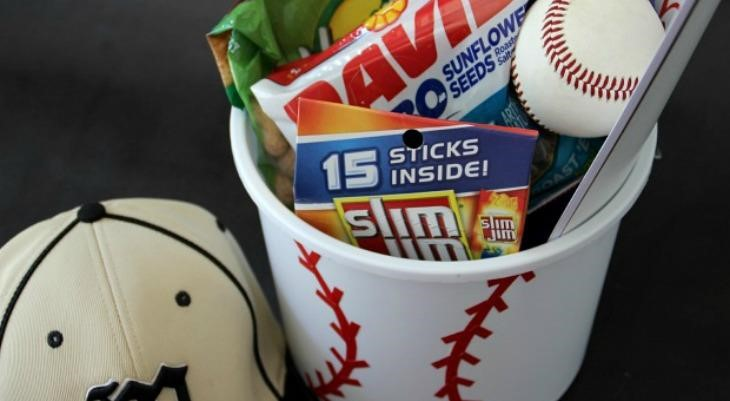 You can make themed baskets as well! www.busybudgeter.com