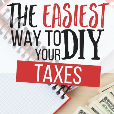 The Easiest Way to DIY Your Taxes