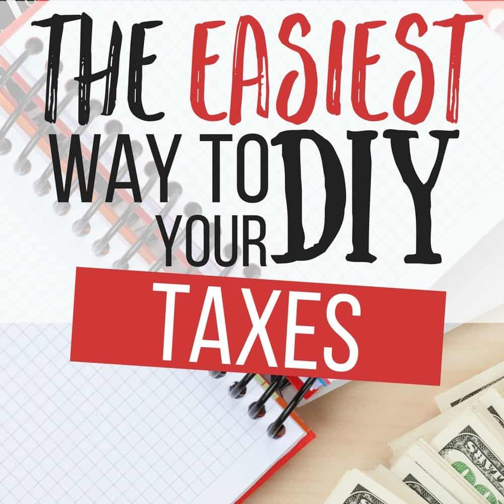 DIY taxes