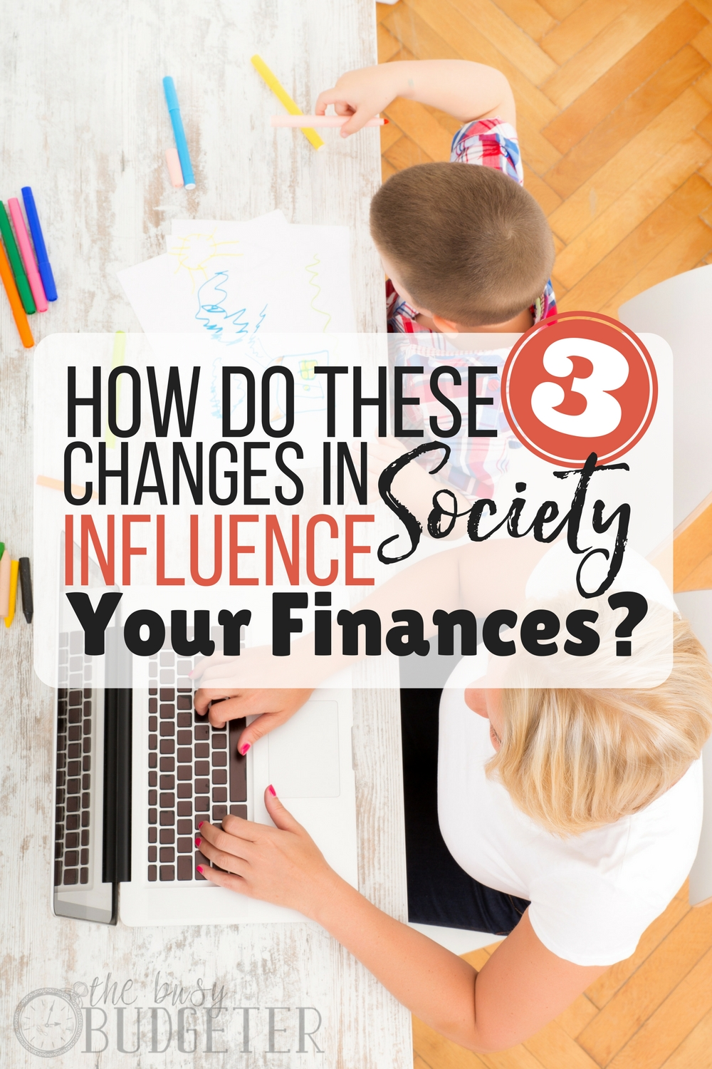 This is such an interesting article! It's great to know how changes in society are actually affecting your finances. Spoiler alert-- you will want to know these so you can make them work FOR you, your family, and your budget!