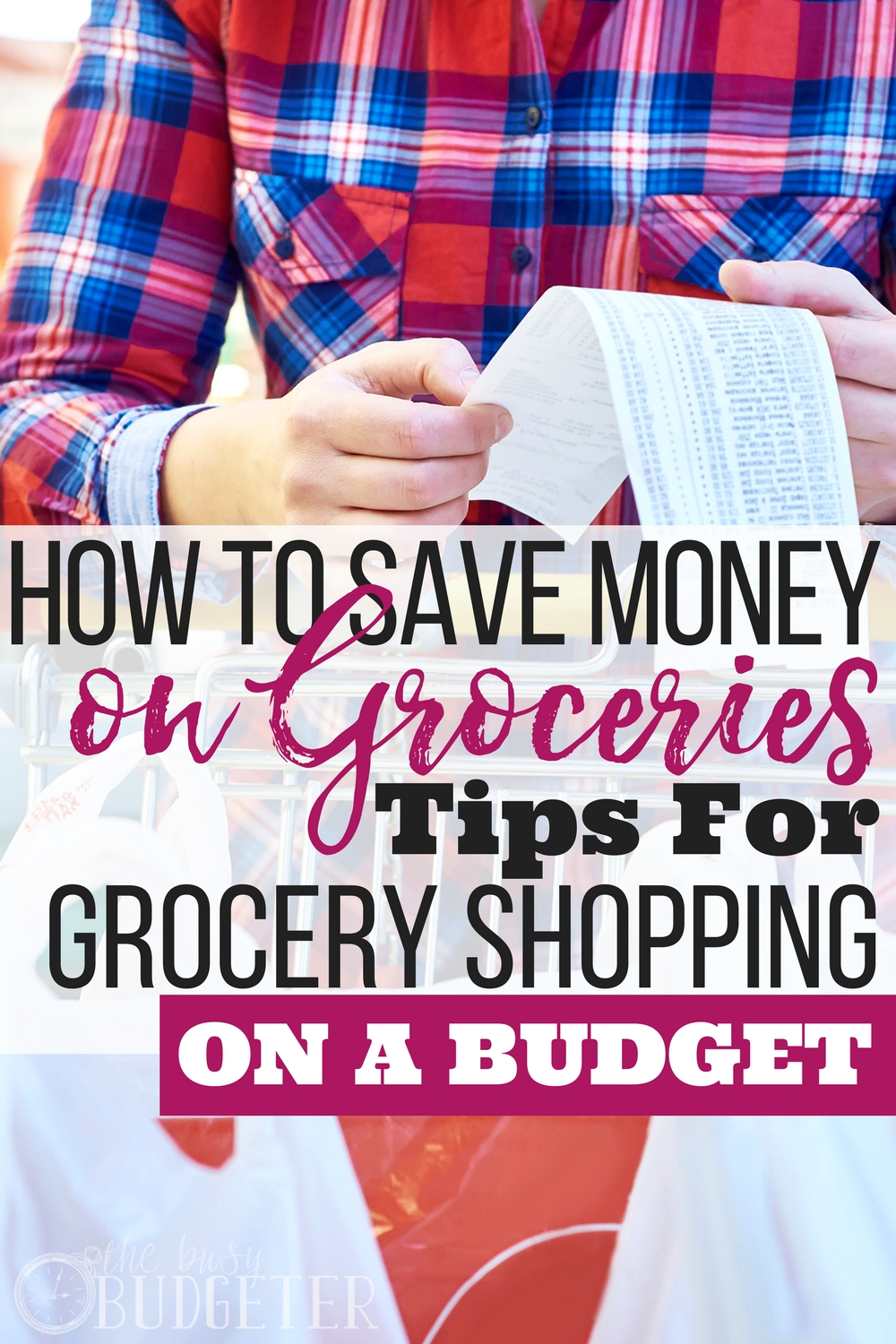 I love these tips for grocery shopping on a budget! I can't believe how easy it can be to save money on groceries. This article walked me through exactly how to save money on our biggest expense.. win!!