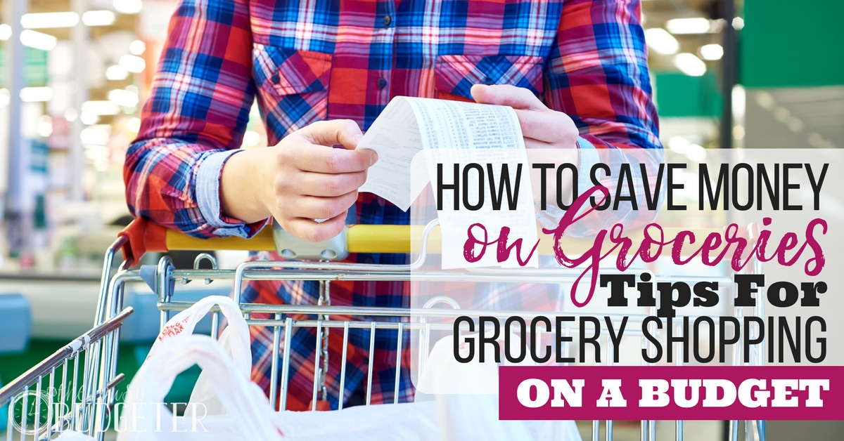 how to save money shopping for food