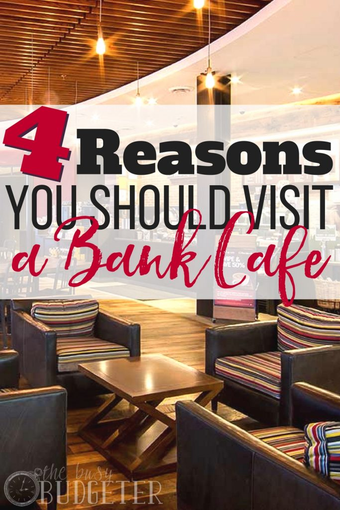 4 Reasons You Should Visit A Bank Cafe- This is amazing! Everything you could possibly need to set yourself up financially, in one space. Now I can get the answers I need about how to dig myself out of my current situation. And they have cupcakes! Here's to new trends in commercial banking!
