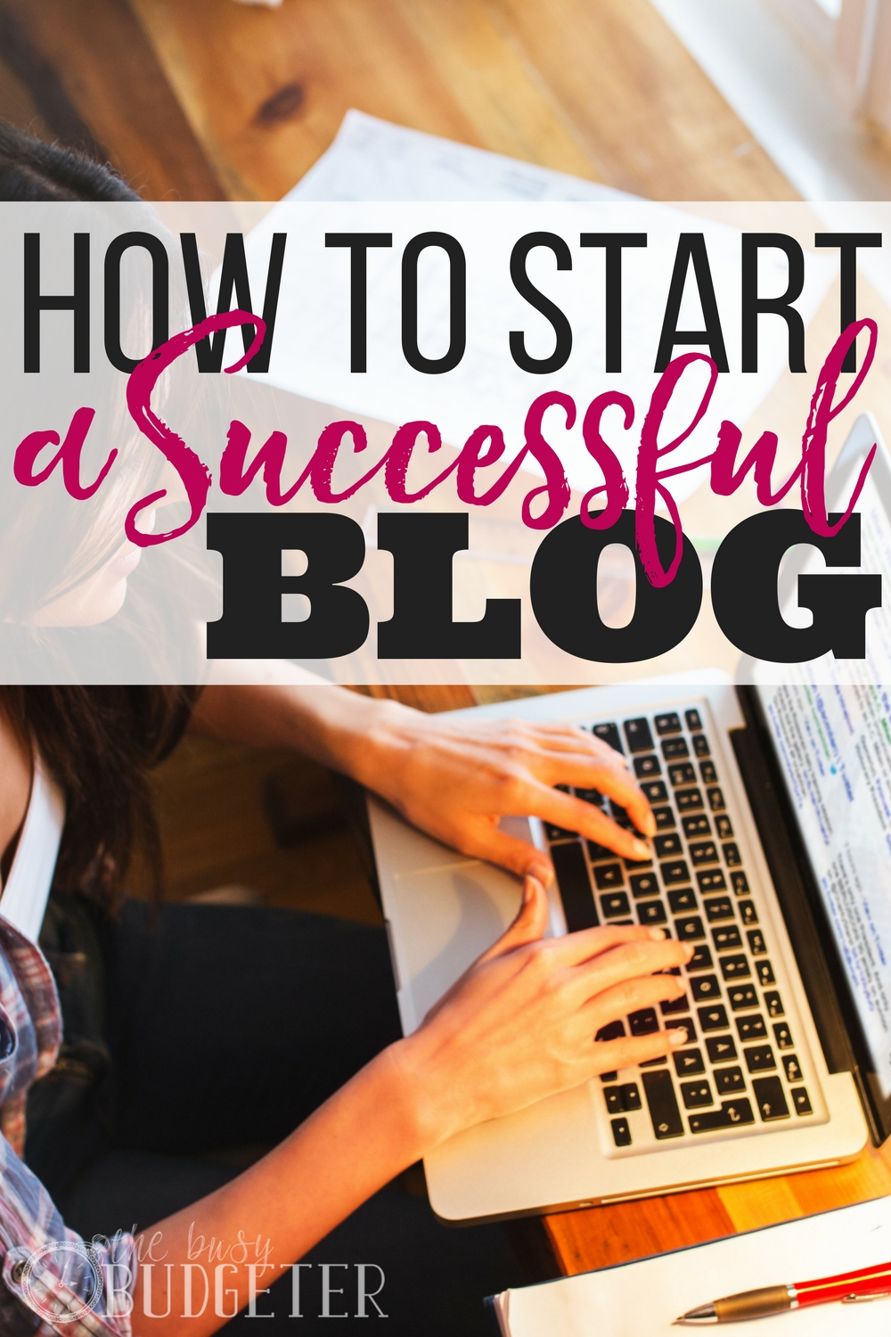 I've always wanted to learn how to start a successful blog and this article walked me through EXACTLY how to do it. I always thought you had to be super tech-savvy to be a blogger, but it's so much easier than I thought!