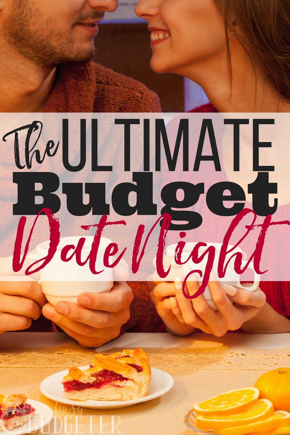 The Ultimate Budget Date Night- What a great idea! My husband and I are drowning in debt and with 2 kids we never get time to ourselves. Not only does this give us a chance to spend some time together we also get to develop a plan to get us out of this mess. Fun budgeting activities - who knew? Can't wait to get started!