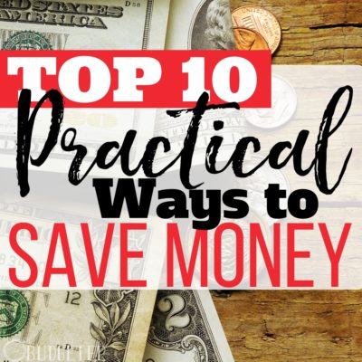 Top 10 Practical Ways to Save Money