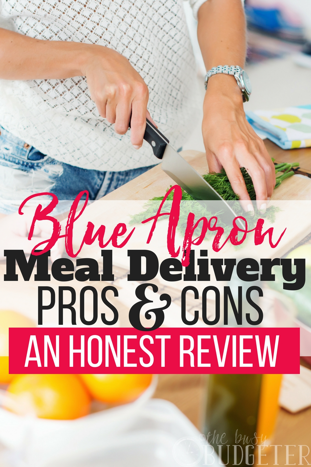 My family has been considering trying out Blue Apron meal delivery for a while now and we just weren't sure if it was right for busy families. Thank you for this honest Blue Apron review! It saved us a lot of time and money! Super helpful!