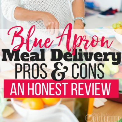 Blue Apron Meal Delivery Pros & Cons: An Honest Blue Apron Review