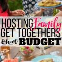Hosting Family Get Togethers On A Budget Fun Ideas For Bringing Families Together