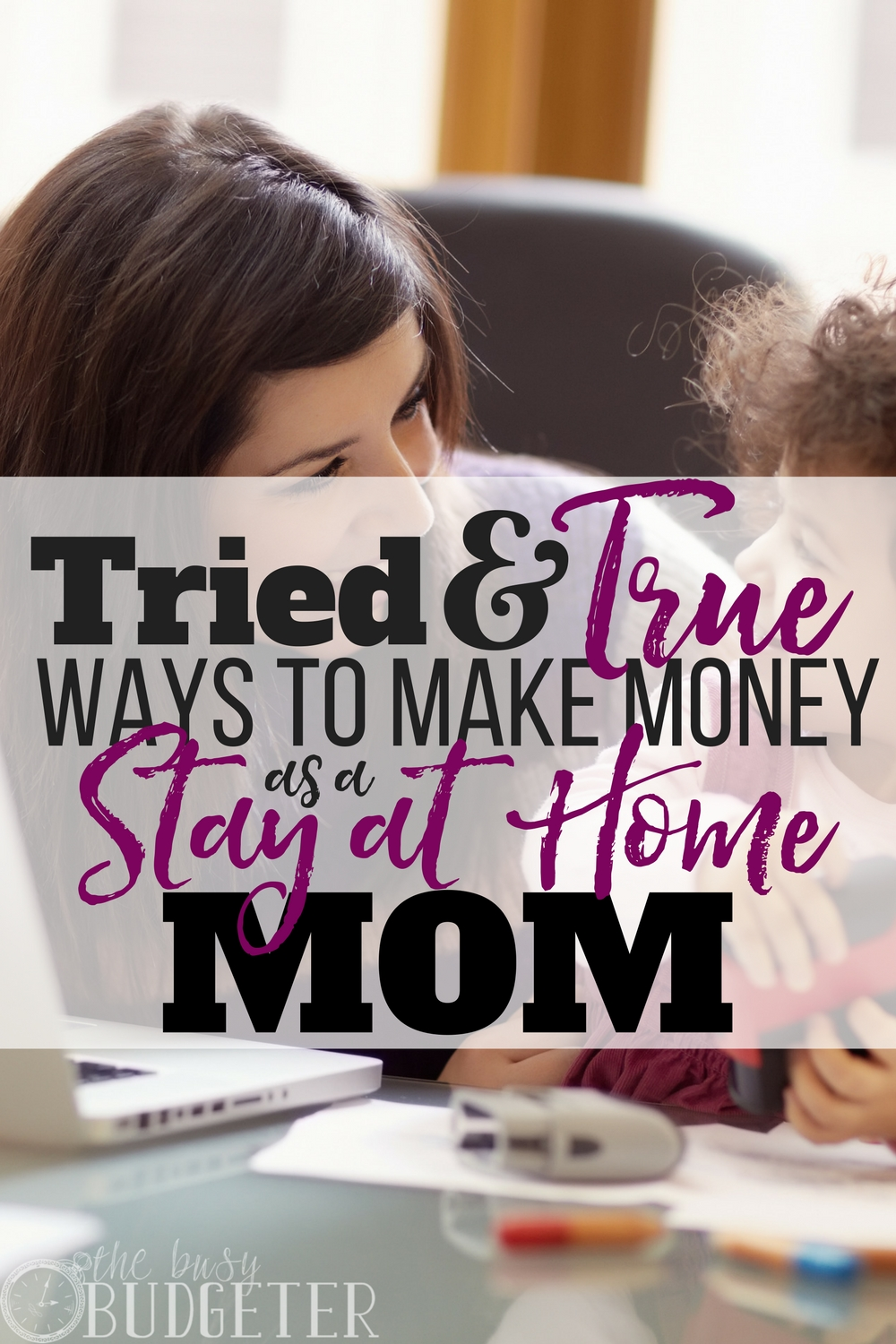 As a mother, I'm always looking for ways to make money as a stay at home mom. I didn't think it was possible to earn a decent income while staying at home with the kids, but thanks to this post, I'm eager to try a few of these ideas! This is a great source of creative work ideas for moms! Thank you!