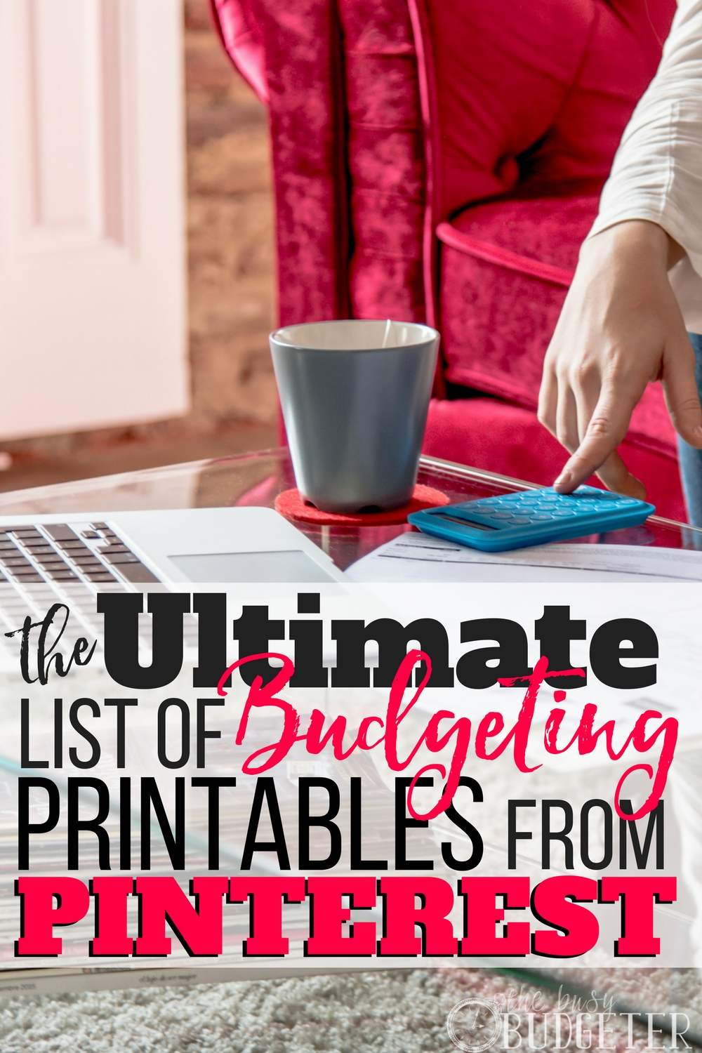 There are SO many budgeting printables on Pinterest, I didn't know where to start. Then I found this ultimate list of budgeting printables!! It's amazing - it includes free printables, cheap printables, and SO many different designs. Saving this article so I can look back for all of my different budgeting needs.