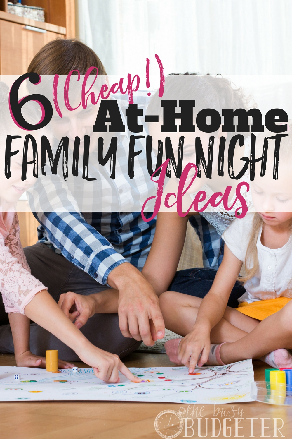 Cheap Family Fun Night Ideas Affordable Family Fun Busy