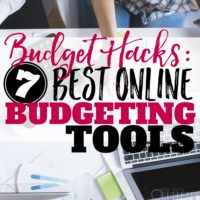 Budget Hacks: 7 Best Online Budgeting Tools