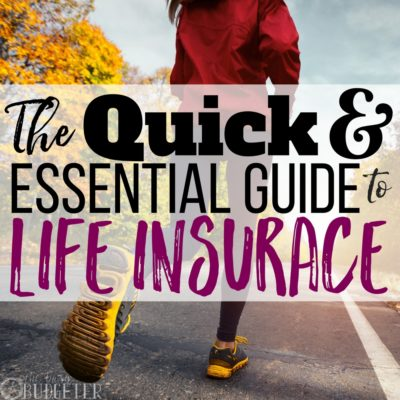 Life insurance can be SO confusing!! I'm so glad I stopped to read this guide today.. it really breaks it down and makes it so simple! Great read!