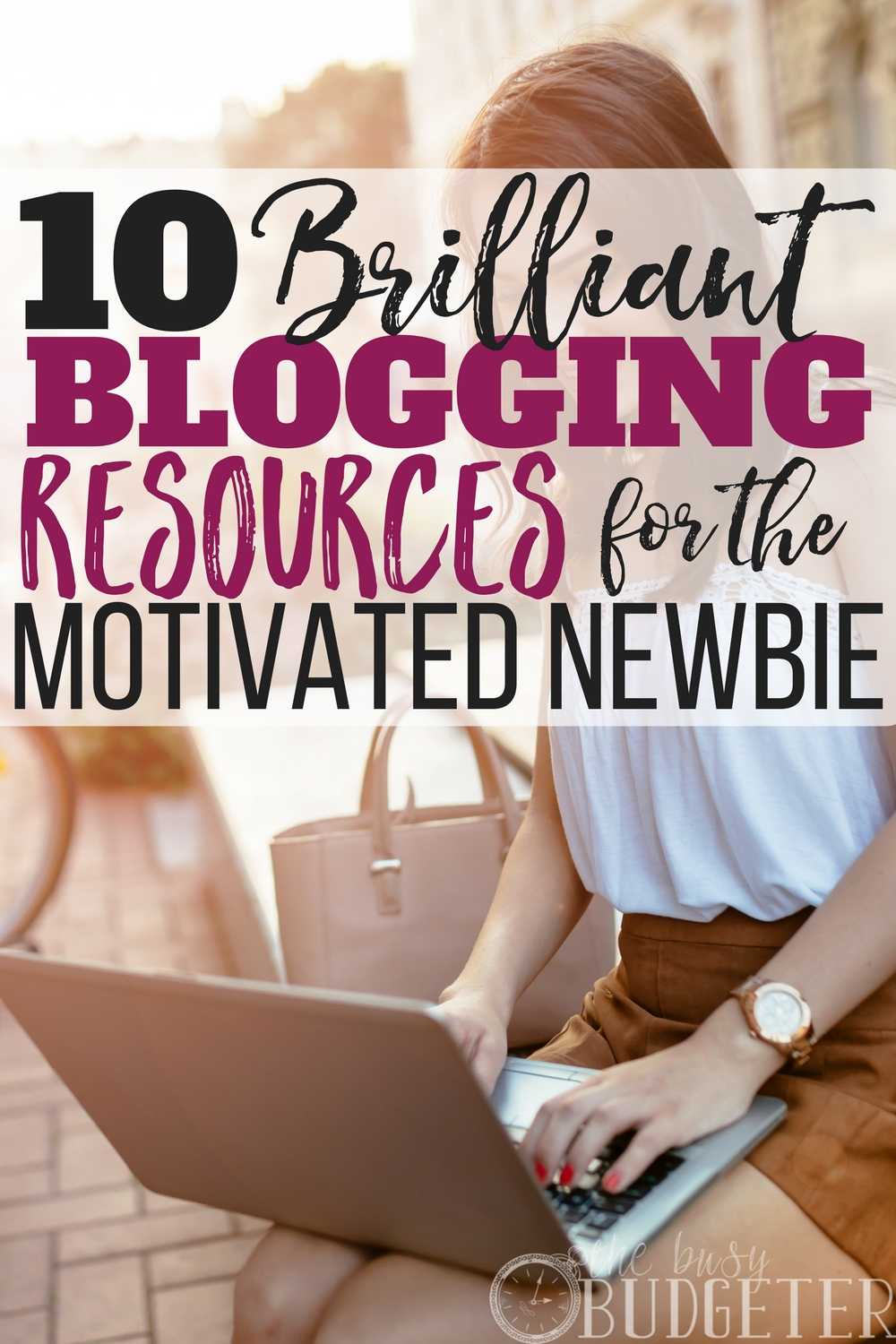 These blogging resources totally got me on track when I was a newbie! I couldn't have asked for a more detailed, thorough list by someone who really knows what they are talking about! Great article-- I'm totally suggesting these resources to any new blogger that contacts me!