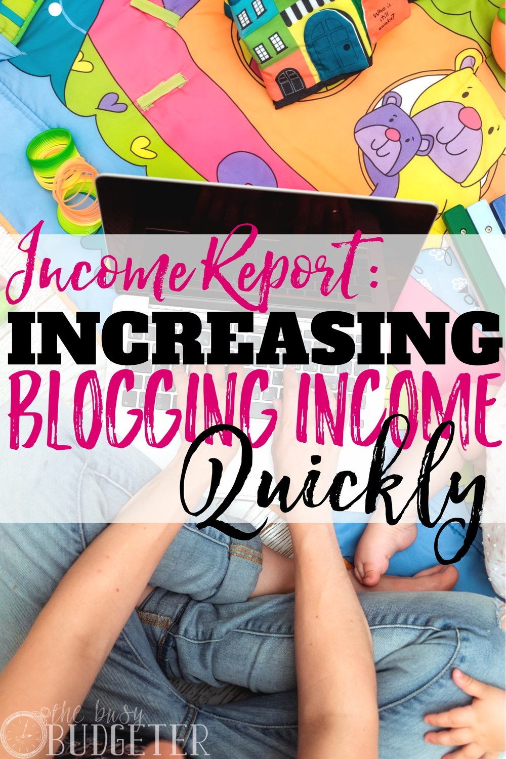 I didn't know that increasing blogging income quickly was even possible. This income report makeover helped me understand what I need to do to earn more money blogging. Thank you!!