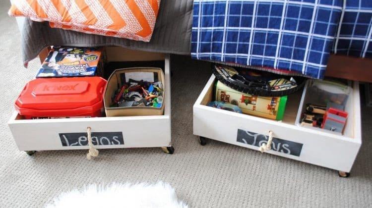 creative storage ideas for kids toys